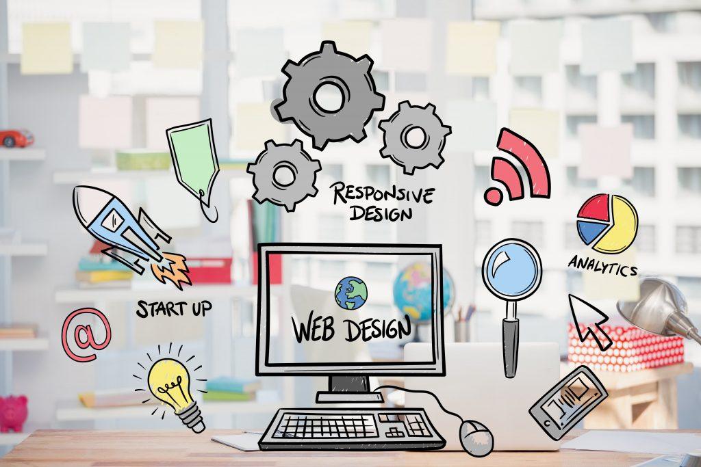 site web responsif